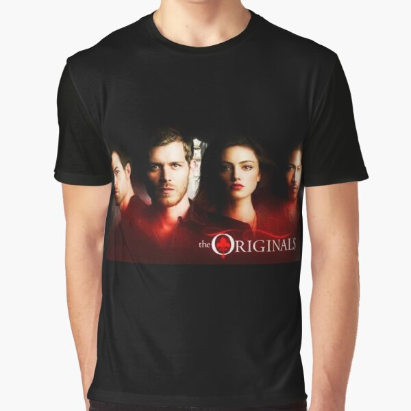 The Originals - Family  - Joseph Morgan - Klaus Mikaelson  Graphic T-Shirt RB2904product Offical Vampire Diaries Merch