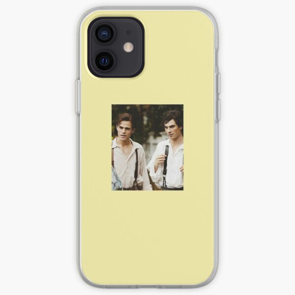 1964 Salvatore brothers iPhone Soft Case RB2904product Offical Vampire Diaries Merch