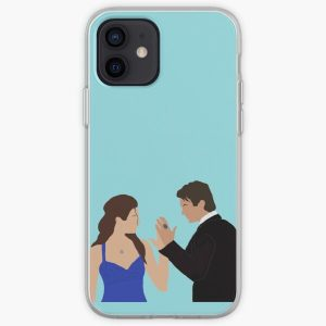 Delena PNG iPhone Soft Case RB2904product Offical Vampire Diaries Merch