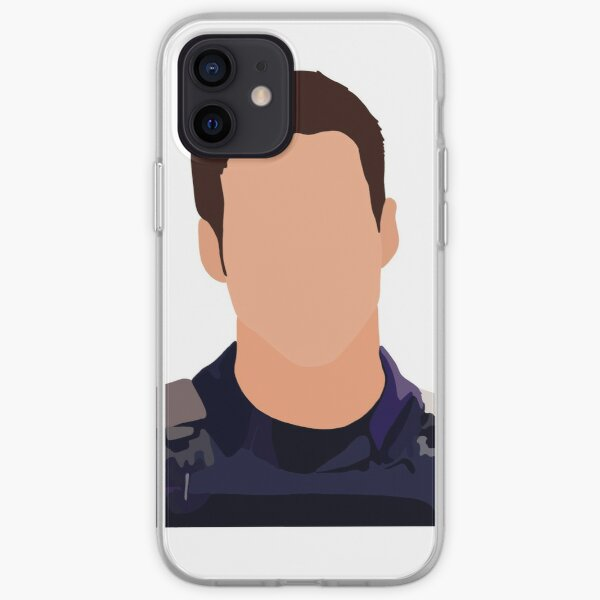 Chris Wood (Jack Riley or Kai Parker) iPhone Soft Case RB2904product Offical Vampire Diaries Merch