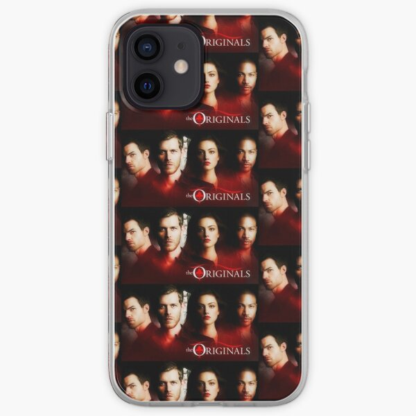 The Originals - Family  - Joseph Morgan - Klaus Mikaelson  iPhone Soft Case RB2904product Offical Vampire Diaries Merch