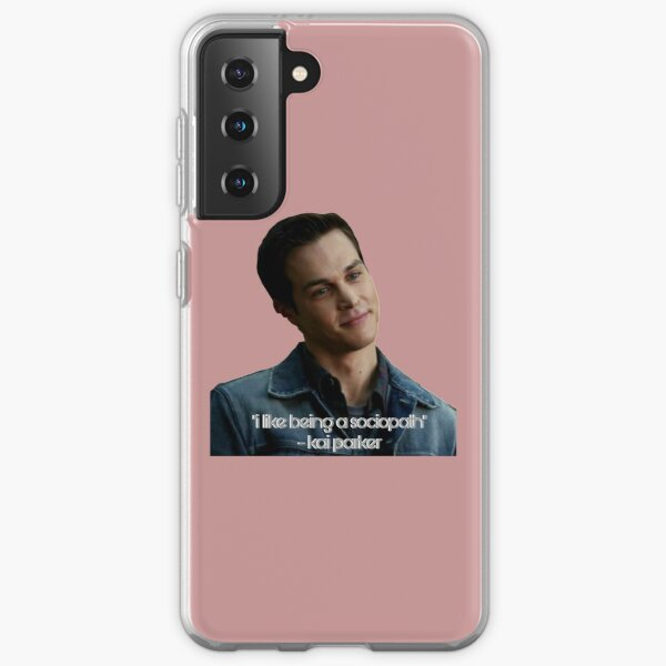 Kai Parker  Samsung Galaxy Soft Case RB2904product Offical Vampire Diaries Merch