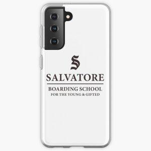 salvatore boarding school merch. Samsung Galaxy Soft Case RB2904product Offical Vampire Diaries Merch