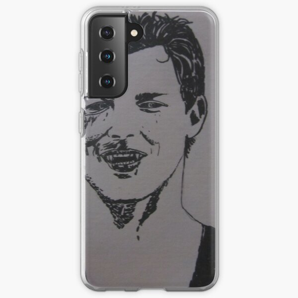 Klaus Mikaelson Samsung Galaxy Soft Case RB2904product Offical Vampire Diaries Merch