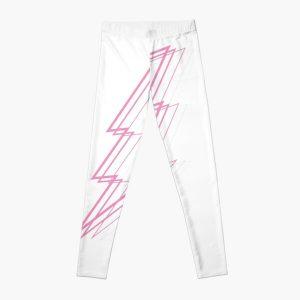 Pink Lightning Sticker Leggings RB2904product Offical Vampire Diaries Merch