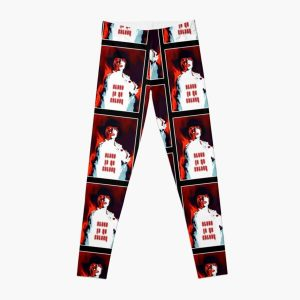 Vampire Woman Blood is my colour Quotation  Leggings RB2904product Offical Vampire Diaries Merch