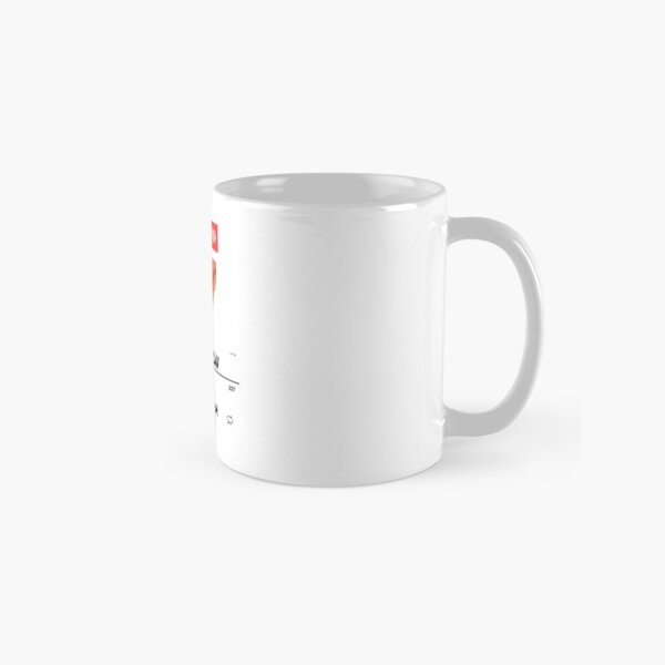Hold on  Classic Mug RB2904product Offical Vampire Diaries Merch