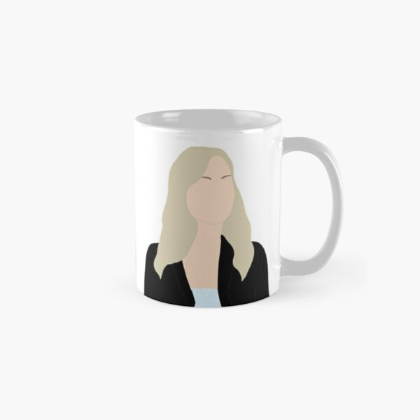 Caroline forbes talking to Klaus Classic Mug RB2904product Offical Vampire Diaries Merch