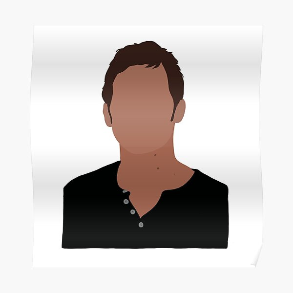 Joseph Morgan (Klaus Mikaelson) Poster RB2904product Offical Vampire Diaries Merch