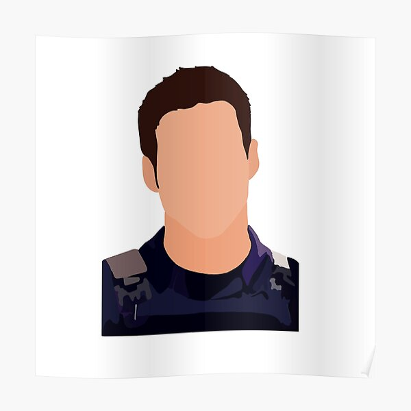 Chris Wood (Jack Riley or Kai Parker) Poster RB2904product Offical Vampire Diaries Merch