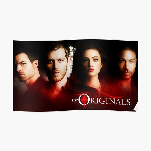The Originals - Family  - Joseph Morgan - Klaus Mikaelson  Poster RB2904product Offical Vampire Diaries Merch