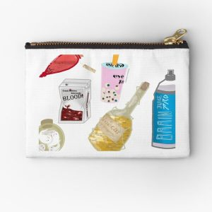 Fantasy drinks Zipper Pouch RB2904product Offical Vampire Diaries Merch