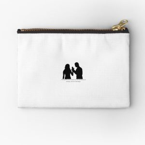 Delena Zipper Pouch RB2904product Offical Vampire Diaries Merch
