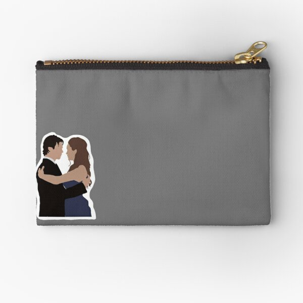 #Delena Zipper Pouch RB2904product Offical Vampire Diaries Merch