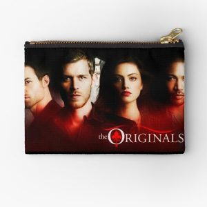 The Originals - Family  - Joseph Morgan - Klaus Mikaelson  Zipper Pouch RB2904product Offical Vampire Diaries Merch