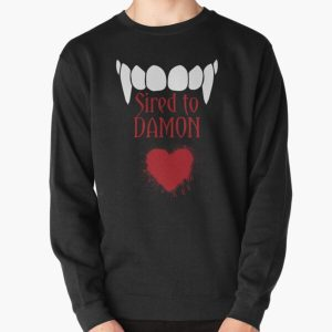 I'm sired to Damon! Pullover Sweatshirt RB2904product Offical Vampire Diaries Merch