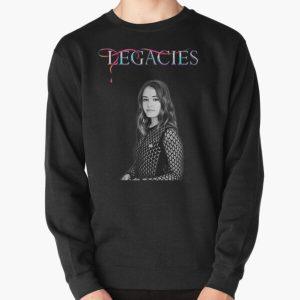 Josie Saltzman Pullover Sweatshirt RB2904product Offical Vampire Diaries Merch