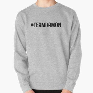 Team Damon Pullover Sweatshirt RB2904product Offical Vampire Diaries Merch