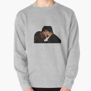 Bonnie and Jermey Pullover Sweatshirt RB2904product Offical Vampire Diaries Merch