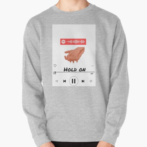 Hold on  Pullover Sweatshirt RB2904product Offical Vampire Diaries Merch