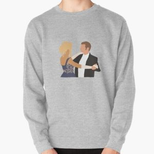 klaus and caroline  Pullover Sweatshirt RB2904product Offical Vampire Diaries Merch