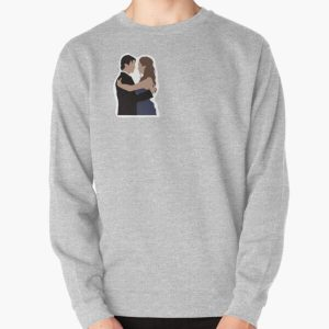 #Delena Pullover Sweatshirt RB2904product Offical Vampire Diaries Merch