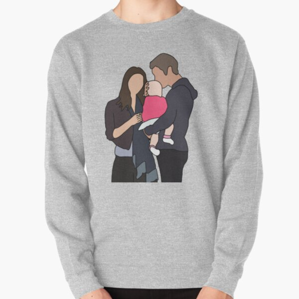 Klayhope Pullover Sweatshirt RB2904product Offical Vampire Diaries Merch