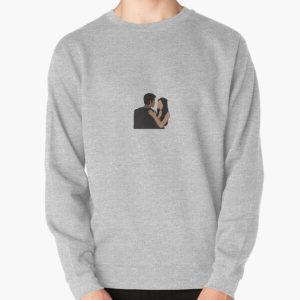 stelena drawing Pullover Sweatshirt RB2904product Offical Vampire Diaries Merch