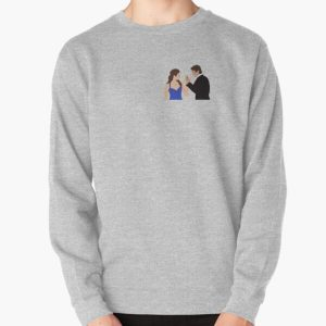 Delena PNG Pullover Sweatshirt RB2904product Offical Vampire Diaries Merch