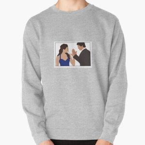 TVD: Delena Pullover Sweatshirt RB2904product Offical Vampire Diaries Merch