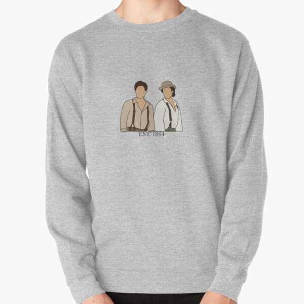 1864 Salvatore Brothers Pullover Sweatshirt RB2904product Offical Vampire Diaries Merch