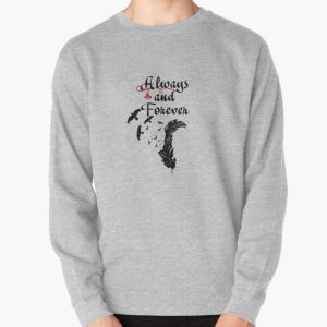 Always and Forever  Pullover Sweatshirt RB2904product Offical Vampire Diaries Merch
