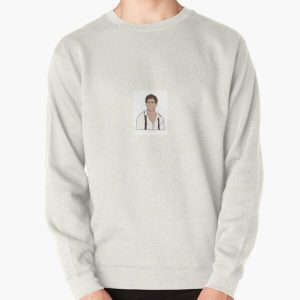 Stefan Salvatore 1800s Sticker Pullover Sweatshirt RB2904product Offical Vampire Diaries Merch