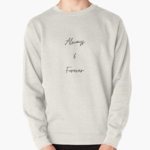 Always & Forever Pullover Sweatshirt RB2904product Offical Vampire Diaries Merch
