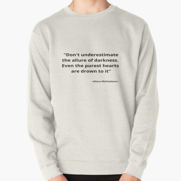 The originals- klous Michaelson Pullover Sweatshirt RB2904product Offical Vampire Diaries Merch