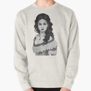 Katherine Pierce Drawing Pullover Sweatshirt RB2904product Offical Vampire Diaries Merch