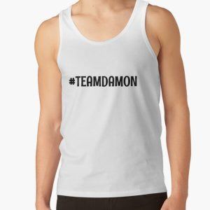 Team Damon Tank Top RB2904product Offical Vampire Diaries Merch