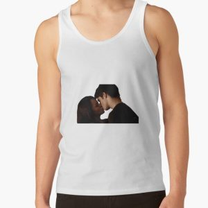 Bonnie and Jermey Tank Top RB2904product Offical Vampire Diaries Merch