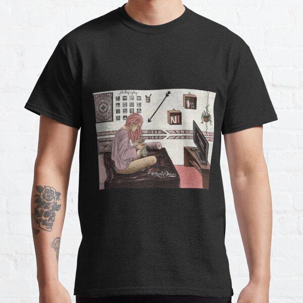 Quarantine 1 Classic T-Shirt RB2904product Offical Vampire Diaries Merch