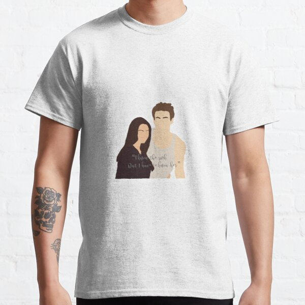 """""""I have to know her"""" Classic T-Shirt RB2904product Offical Vampire Diaries Merch"""