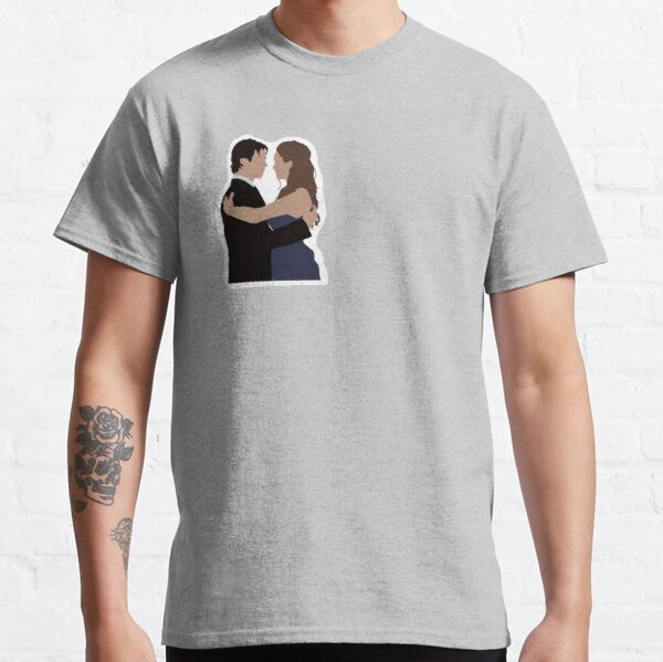 #Delena Classic T-Shirt RB2904product Offical Vampire Diaries Merch