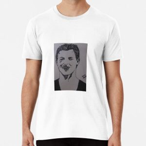 Klaus Mikaelson Premium T-Shirt RB2904product Offical Vampire Diaries Merch