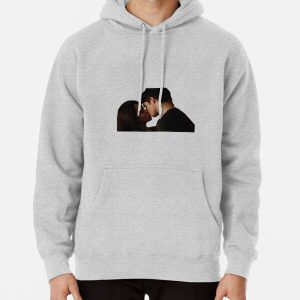 Bonnie and Jermey Pullover Hoodie RB2904product Offical Vampire Diaries Merch