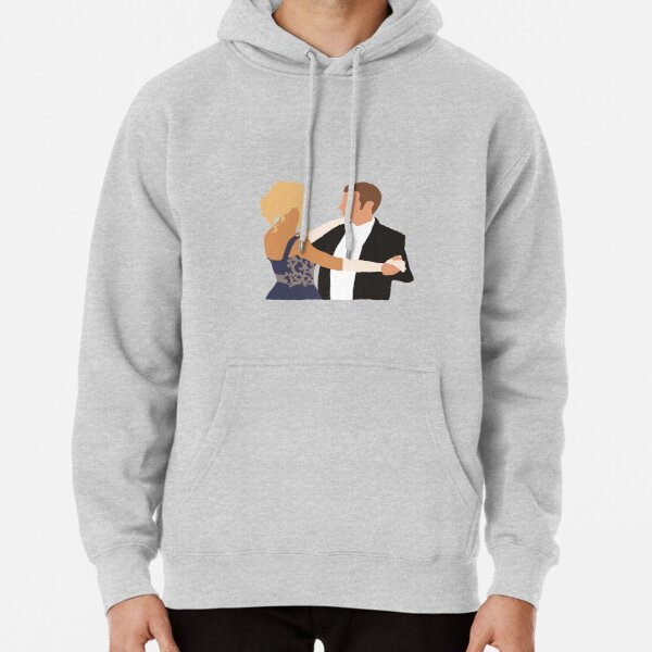 klaus and caroline  Pullover Hoodie RB2904product Offical Vampire Diaries Merch