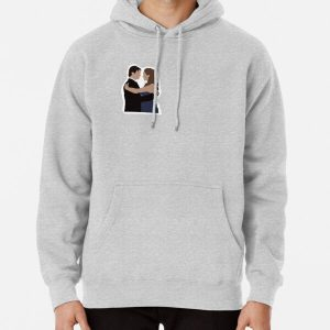 #Delena Pullover Hoodie RB2904product Offical Vampire Diaries Merch