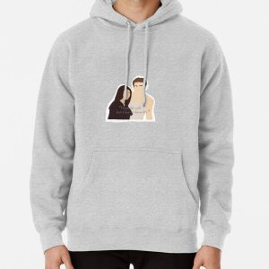 """""""I have to know her"""" Pullover Hoodie RB2904product Offical Vampire Diaries Merch"""