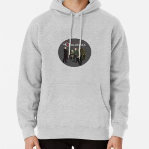 The Originals logo with characters Pullover Hoodie RB2904product Offical Vampire Diaries Merch