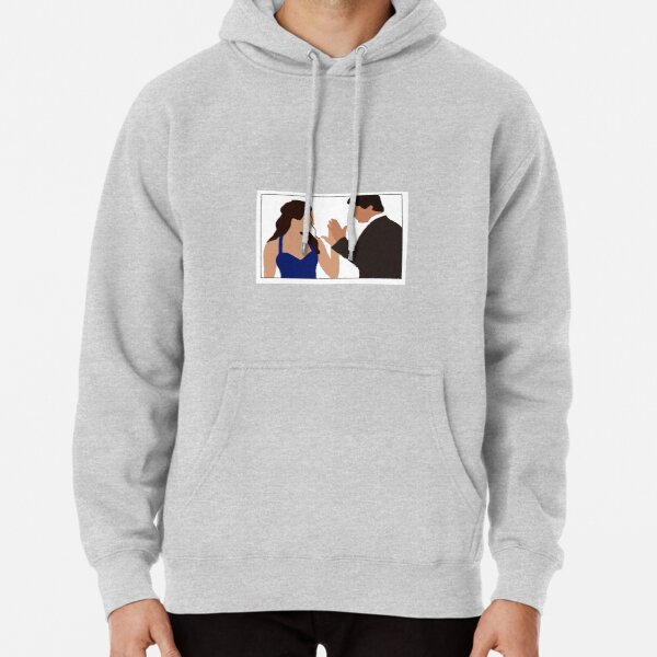 TVD: Delena Pullover Hoodie RB2904product Offical Vampire Diaries Merch