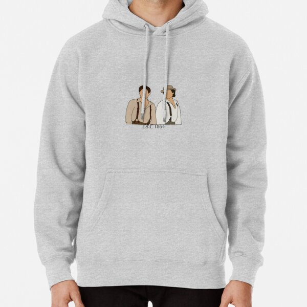 1864 Salvatore Brothers Pullover Hoodie RB2904product Offical Vampire Diaries Merch
