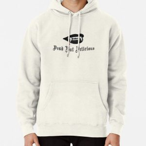 Dead But Delicious Pullover Hoodie RB2904product Offical Vampire Diaries Merch